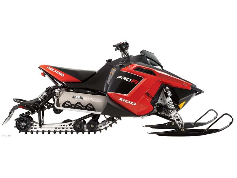 2011 Polaris 800 Rush Pro-R