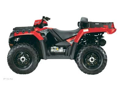 Polaris Sportsman X2 550 2011