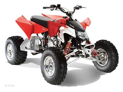 Polaris Outlaw 525 IRS 2011