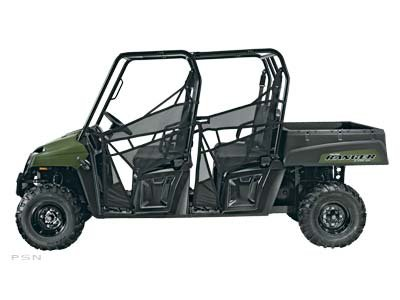 2011 Polaris Ranger Crew 500