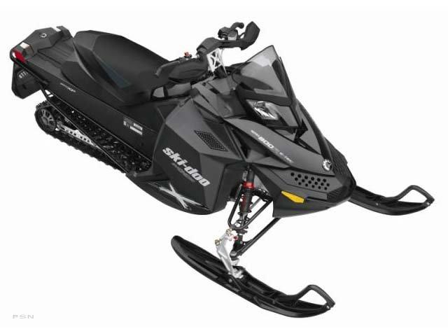 2011 Ski-Doo MX Z�  X� E-TEC 800R