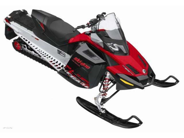 2011 Ski-Doo Renegade Adrenaline 4-TEC 1200