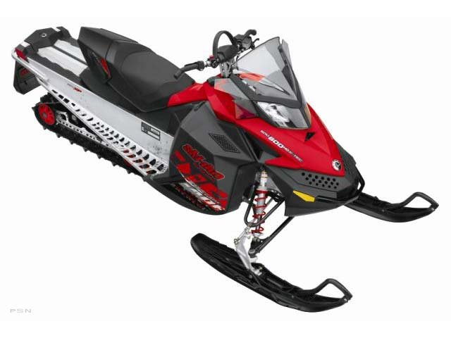 Ski-Doo Renegade Backcountry E-TEC 600 HO 2011
