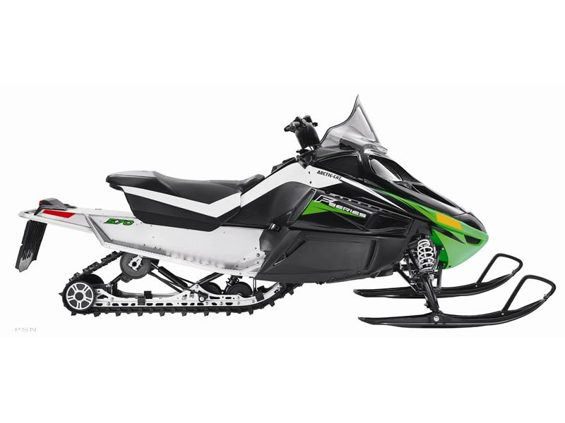 2011 Arctic Cat F570