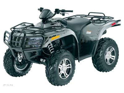 Arctic Cat 550 LTD 2011