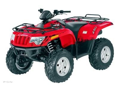 Arctic Cat 450 2011