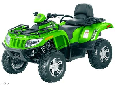 Arctic Cat TRV 700 GT 2011