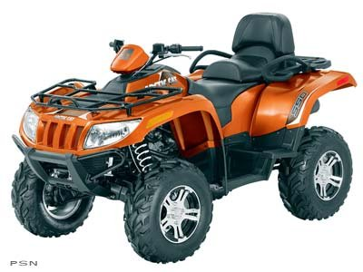 2011 Arctic Cat TRV 550 GT