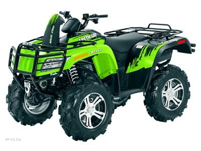 Arctic Cat MudPro 700 2011