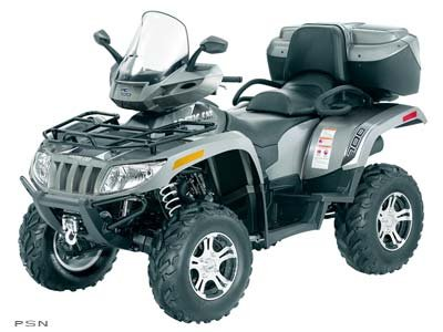 Arctic Cat TRV 700 Cruiser 2011