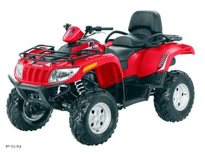 Arctic Cat TRV 700 2011