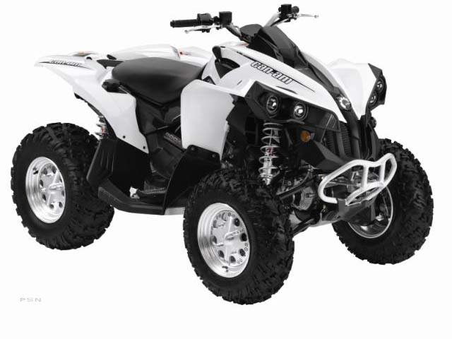Can-Am Renegade 800R EFI 2011