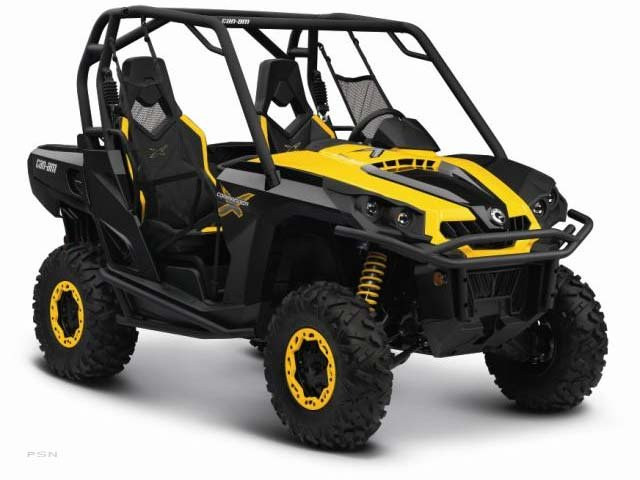2011 Can-Am Commander™ 1000 X™