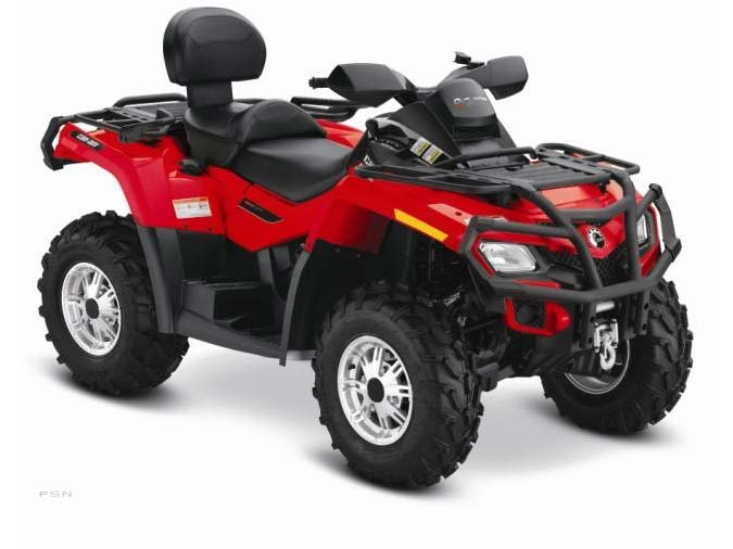 Can-Am Outlander MAX 800R EFI XT 2011