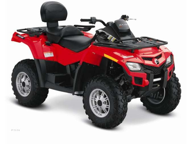 Can-Am Outlander MAX 500 EFI 2011