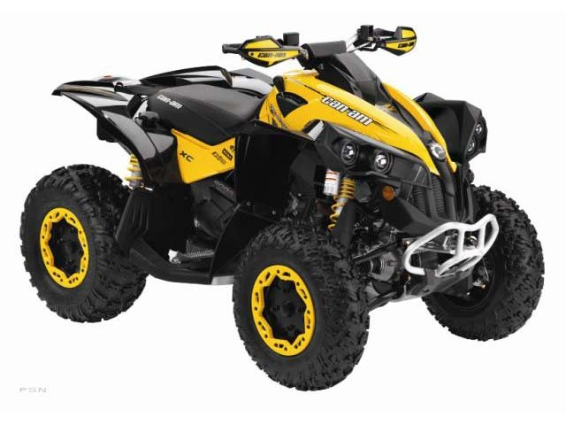 2011 Can-Am Renegade 800R EFI X xc