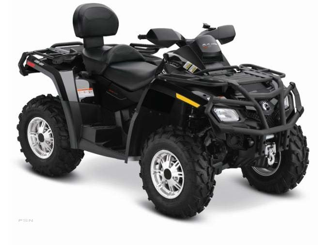 2011 Can-Am Outlander MAX 500 EFI XT