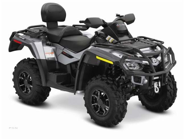 Can-Am Outlander MAX 800R EFI XT-P 2011