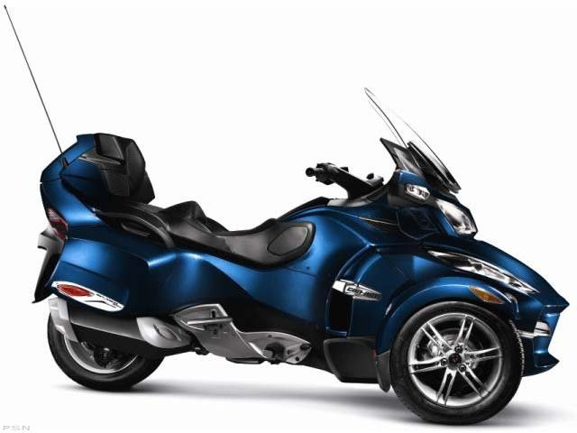 Can-Am Spyder RT-S SE5 2011