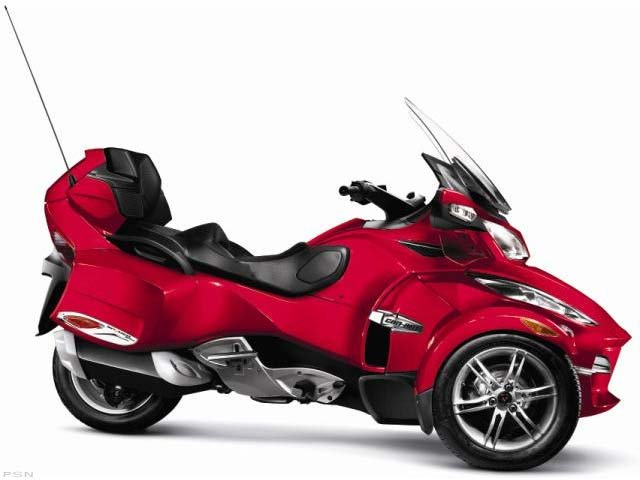 Can-Am Spyder RT-S SM5 2011