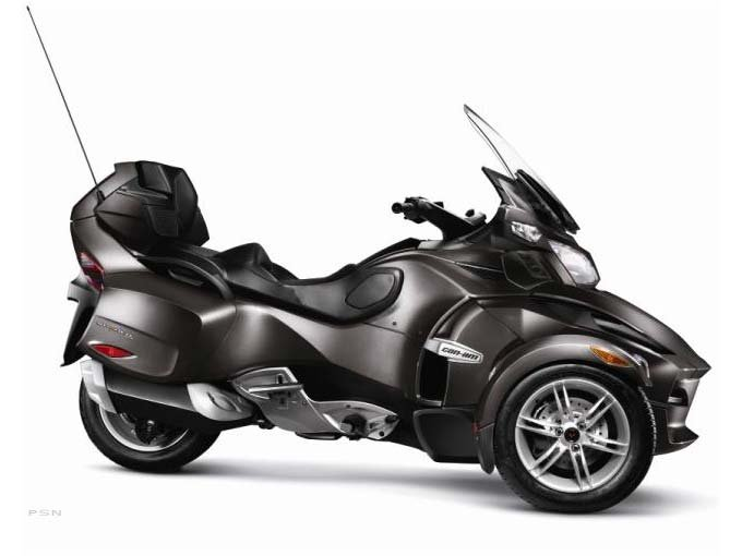 2011 Can-Am Spyder™ RT Audio & Convenience SE5
