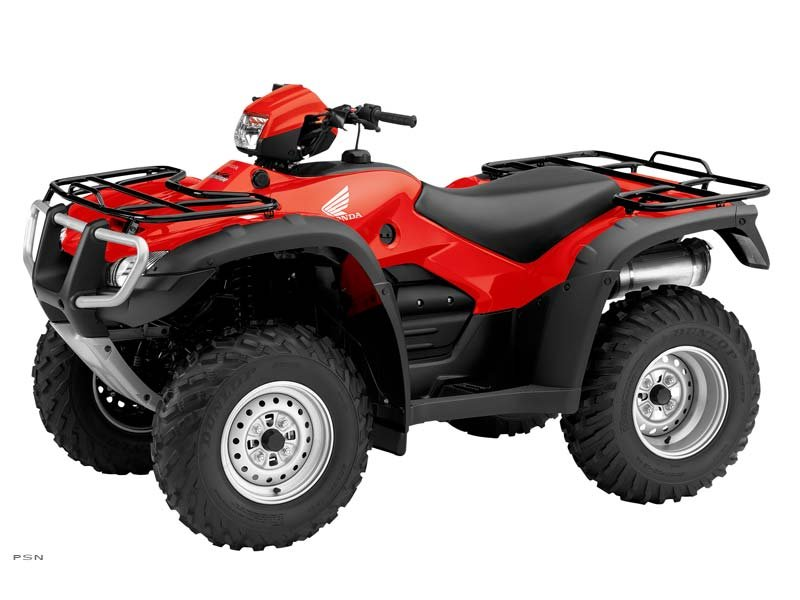 2011 Honda FourTrax Foreman 4x4 (TRX500FM)