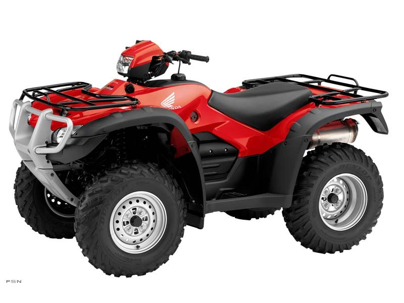 Honda FourTrax Foreman 4x4 with EPS (TRX500FPM) 2011