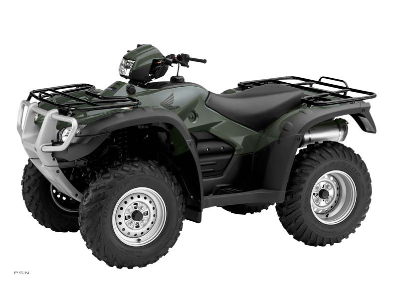 Honda FourTrax Foreman 4x4 ES with EPS (TRX500FPE) 2011