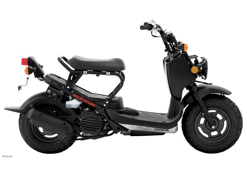 2011 Honda Ruckus (NPS50)