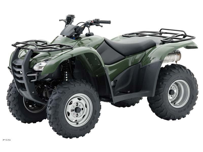 Honda FourTrax Rancher ES (TRX420TE) 2011