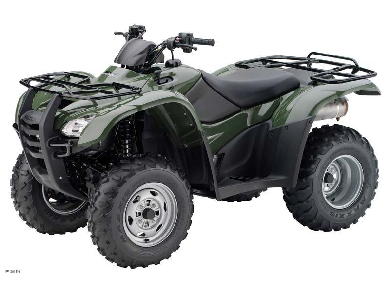 Honda FourTrax Rancher 4x4 ES (TRX420FE) 2011