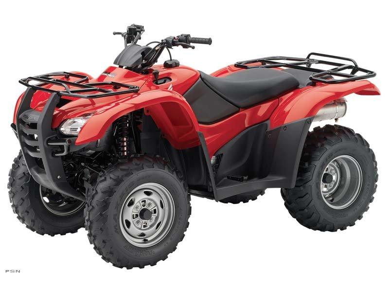2011 Honda FourTrax Rancher 4x4 ES (TRX420FE)