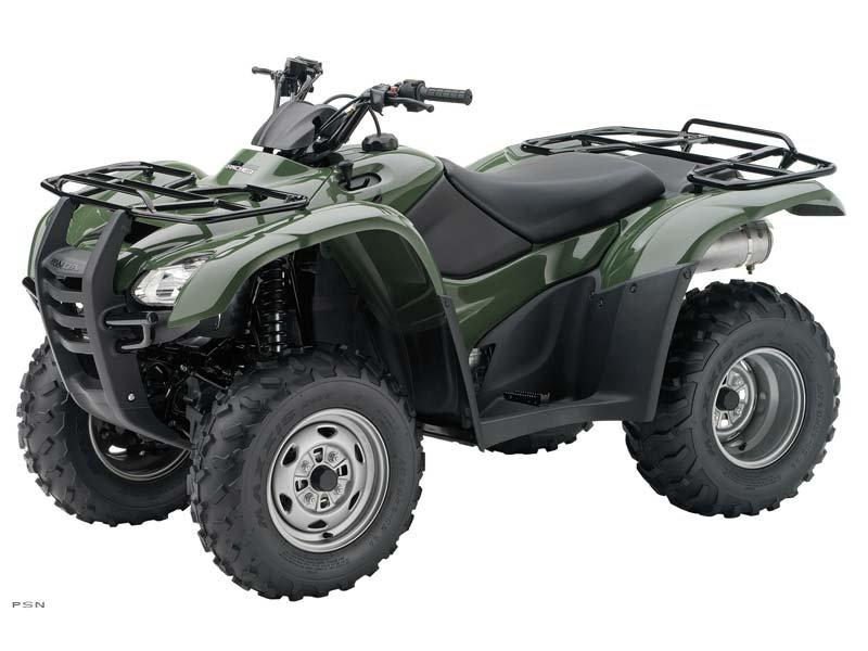 Honda FourTrax Rancher 4x4 (TRX420FM) 2011