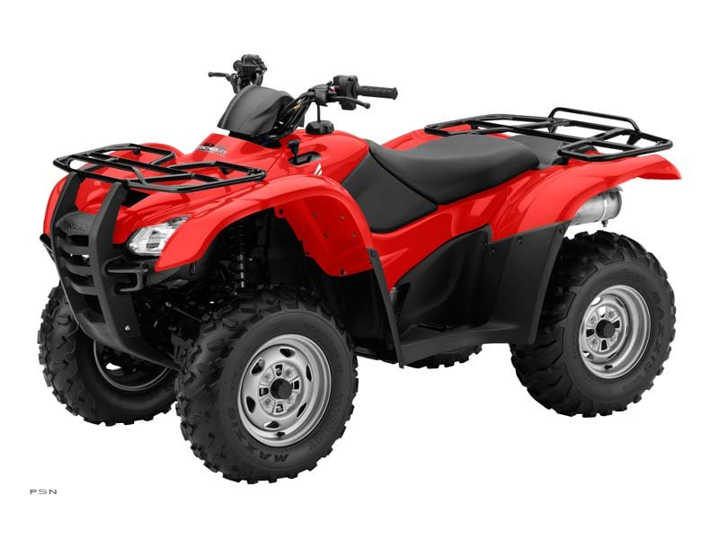 Honda FourTrax Rancher AT with EPS (TRX420FPA) 2011