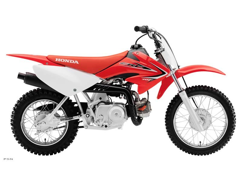 2011 Honda CRF70F