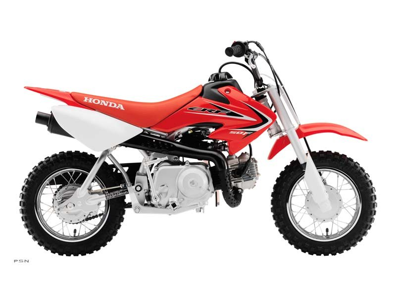 2011 Honda CRF50F