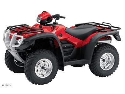 2011 Honda FourTrax Foreman Rubicon (TRX500FA)