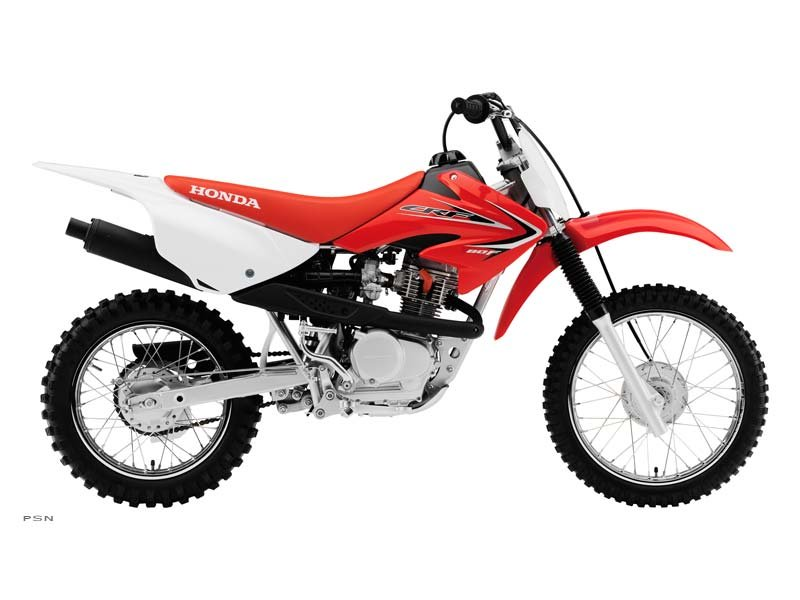 2011 Honda CRF80F