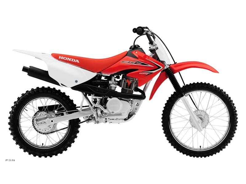 2011 Honda CRF100F