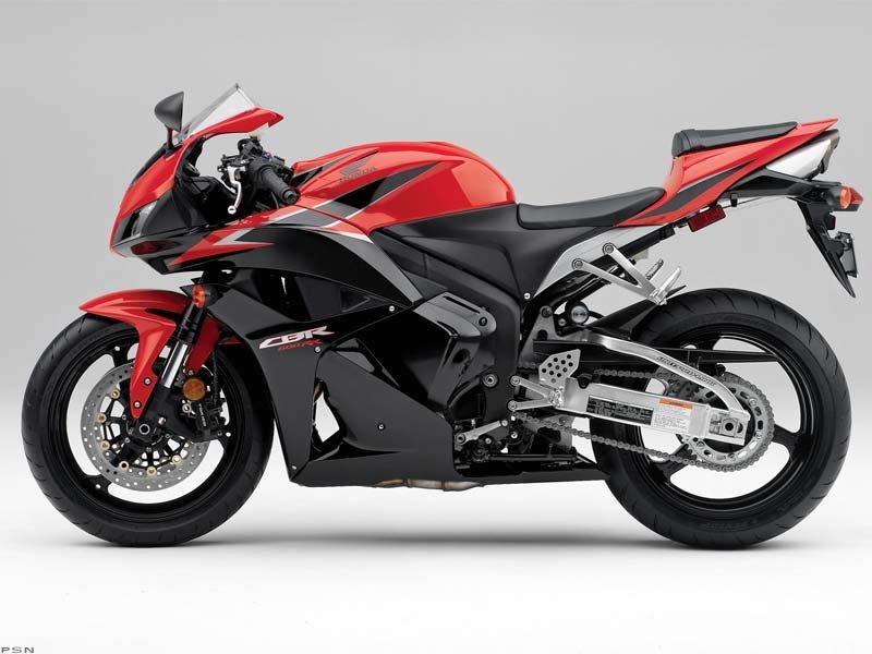 2011 Honda CBR�600RR