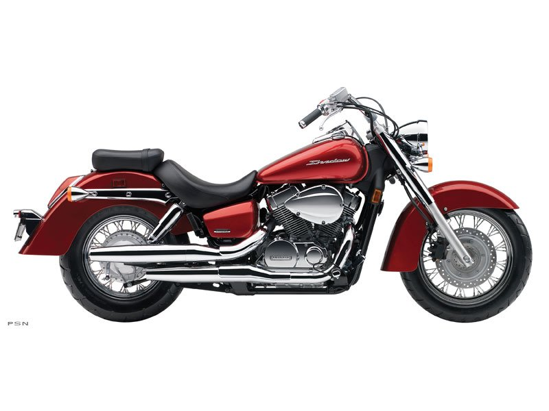 2011 Honda Shadow Aero (VT750)
