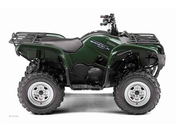 2011 Yamaha Grizzly 550 FI Auto. 4x4 EPS