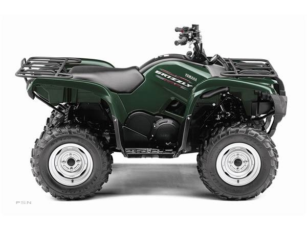 2011 Grizzly 550 FI Auto. 4x4
