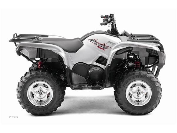Yamaha Grizzly 700 FI Auto. 4x4 EPS Special Edition 2011
