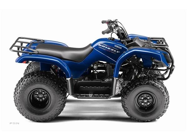 2011 Yamaha Grizzly 125 Automatic