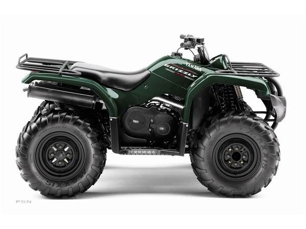 2011 Yamaha Grizzly 350 Auto. 4x4 IRS