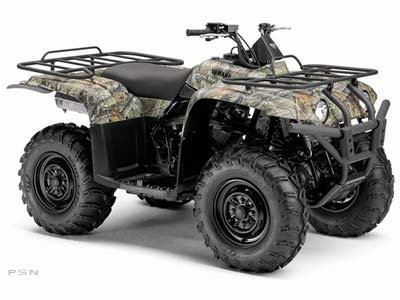 Yamaha Big Bear 400 IRS 4x4 2011