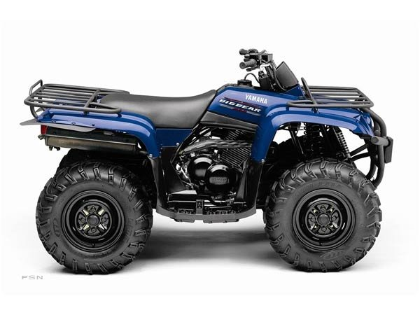 2011 Yamaha Big Bear 400 IRS 4x4