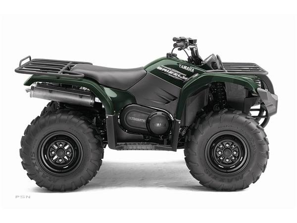 Yamaha Grizzly 450 Auto. 4x4 EPS 2011