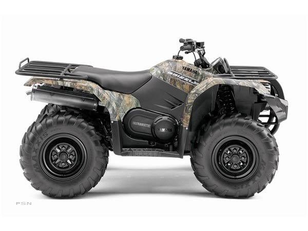 2011 Grizzly 450 Auto. 4x4 EPS